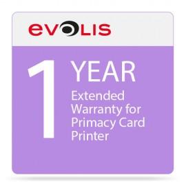 Extindere garantie 1 an Evolis pentru imprimanta carduri PRIMACY