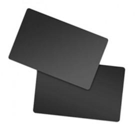 Set carduri PVC-U Evolis 30mil negre mate 500 buc.
