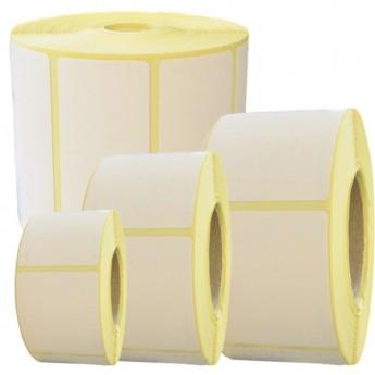 Rola etichete hartie termica 100x40mm diam. 40mm 1000buc