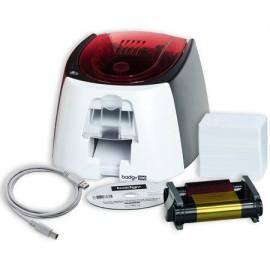 Imprimanta de carduri single-side Evolis BADGY200 300DPI USB