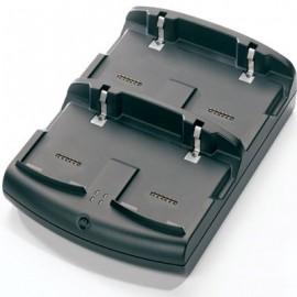 Cradle incarcare acumulator Zebra terminal mobil MC55, MC65, MC67 4 sloturi reconditionat
