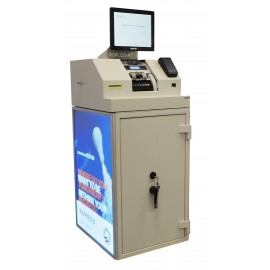 Echipament self-service cash deposit RCD-200