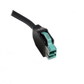 Cablu powered USB Datalogic pentru cititor coduri de bare 2m