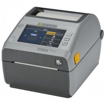 Imprimanta de etichete Zebra ZD621d 203DPI USB RS-232 Ethernet Bluetooth display