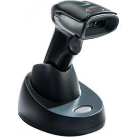 Cititor coduri de bare 2D Honeywell 1450G USB negru cu stand