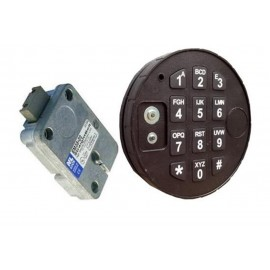 Incuietoare electronica seif M-Locks EM3520