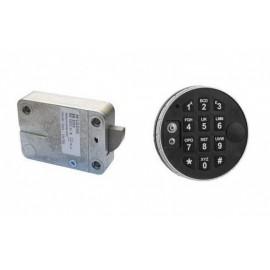 Incuietoare electronica seif M-Locks EM2020