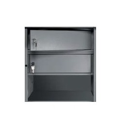 Cutie interioara cu incuietoare mecanica seif Wertheim AP 340mm